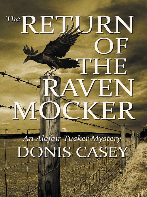 Title details for The Return of the Raven Mocker by Donis Casey - Wait list
