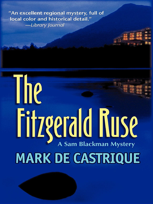 The Fitzgerald Ruse Ontario Library Service Download
