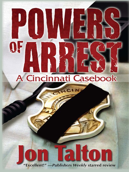 Title details for Powers of Arrest by Jon Talton - Wait list