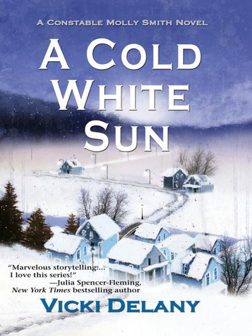 Cover of A Cold White Sun
