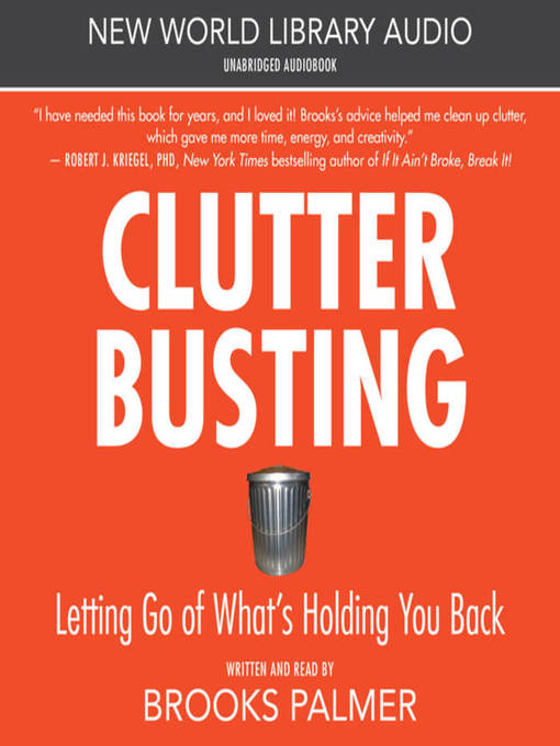 Title details for Clutter Busting by Brooks Palmer - Wait list