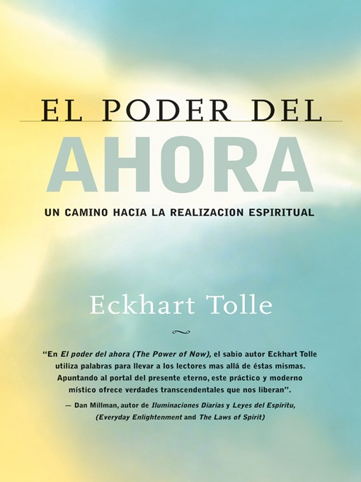 Title details for El poder del ahora by Eckhart Tolle - Available