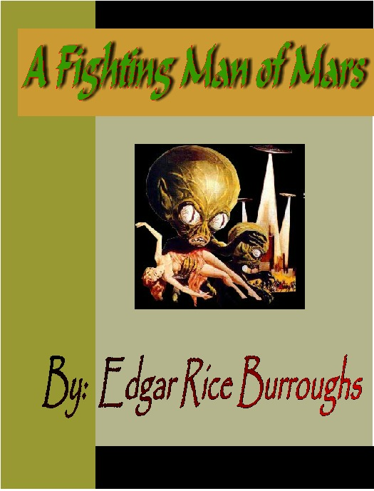 Title details for A Fighting Man of Mars by Edgar Rice Burroughs - Available
