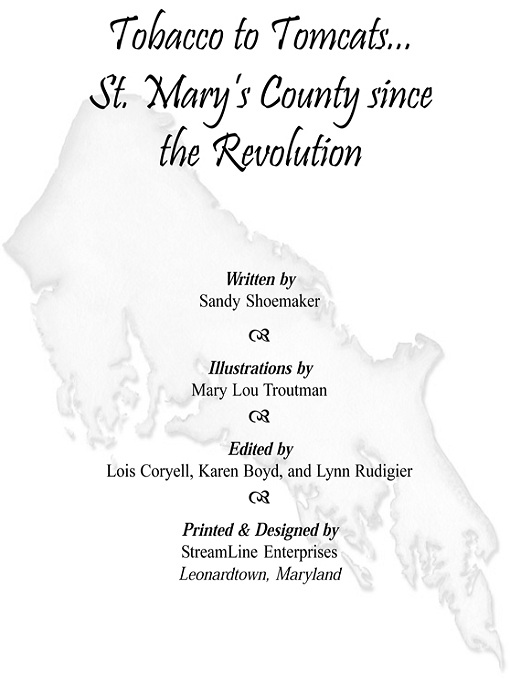 Title details for Tobacco to Tomcats: St. Mary's County since the Revolution by Sandy Shoemaker - Available