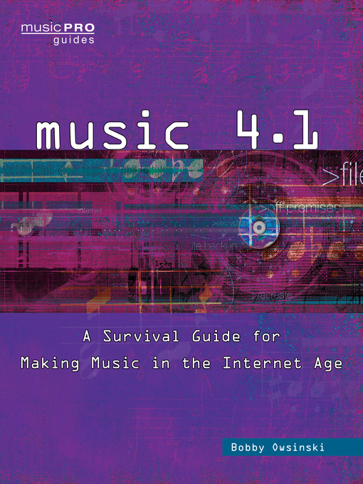 Title details for Music 4.1 by Bobby Owsinski - Available