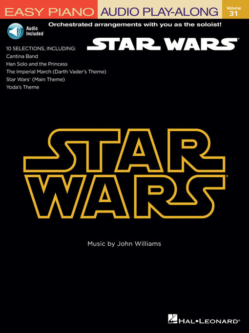 Title details for Star Wars by John Williams - Wait list