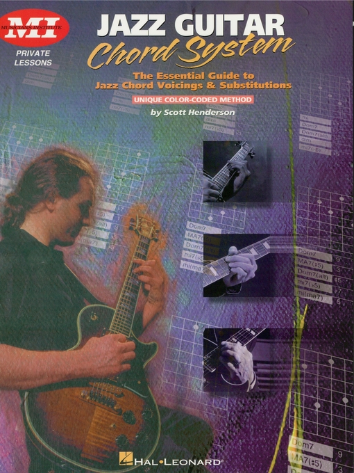 Title details for Jazz Guitar Chord System (Music Instruction) by Scott Henderson - Available