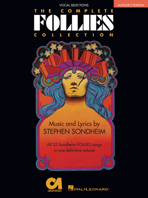 Title details for Follies--The Complete Collection (Songbook) by Stephen Sondheim - Available