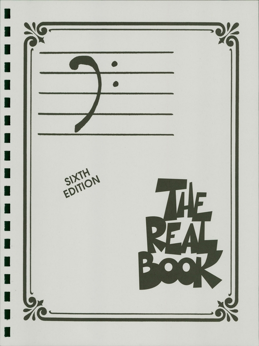 Title details for The Real Book--Volume I (Songbook) by Hal Leonard Corp. - Available