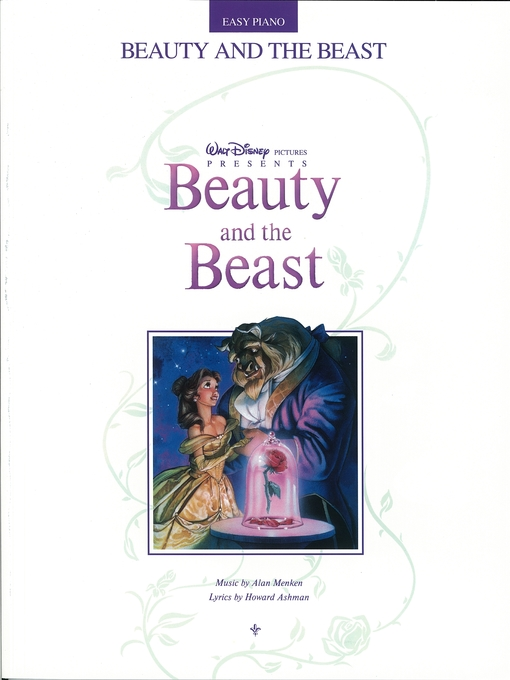 Title details for Beauty and the Beast (Songbook) by Alan Menken - Available