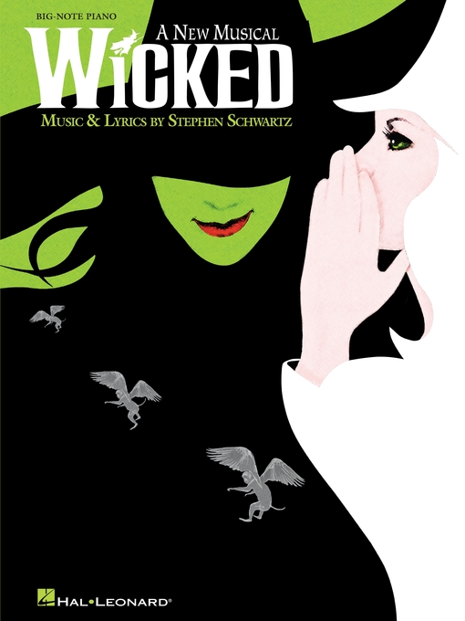 Title details for Wicked (Songbook) by Stephen Schwartz - Wait list