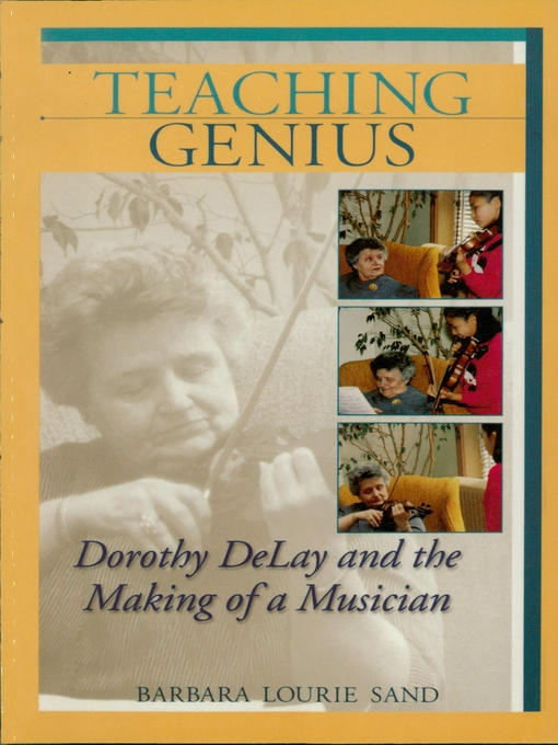Title details for Teaching Genius by Barbara Lourie Sand - Available