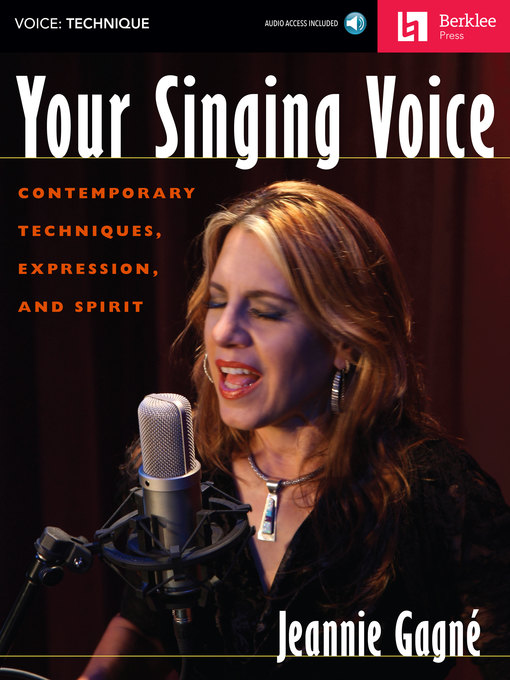 Title details for Your Singing Voice by Jeannie Gagne - Available