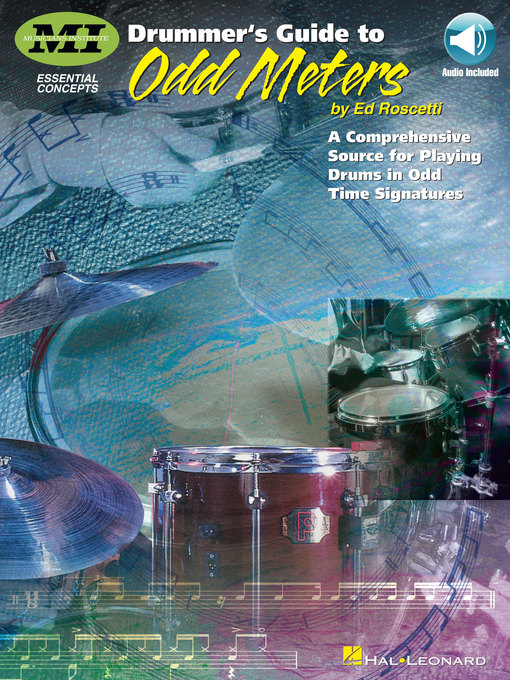 Title details for Drummer's Guide to Odd Meters by Ed Roscetti - Available