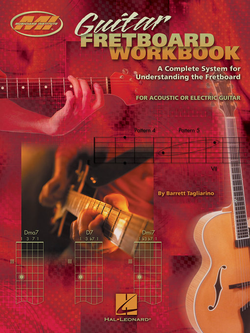 Title details for Guitar Fretboard Workbook (Music Instruction) by Barrett Tagliarino - Available