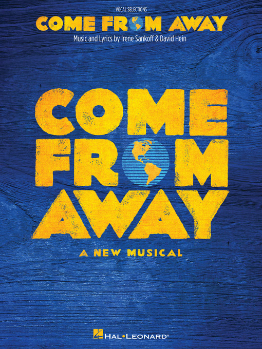 Title details for Come from Away by Irene Sankoff - Available