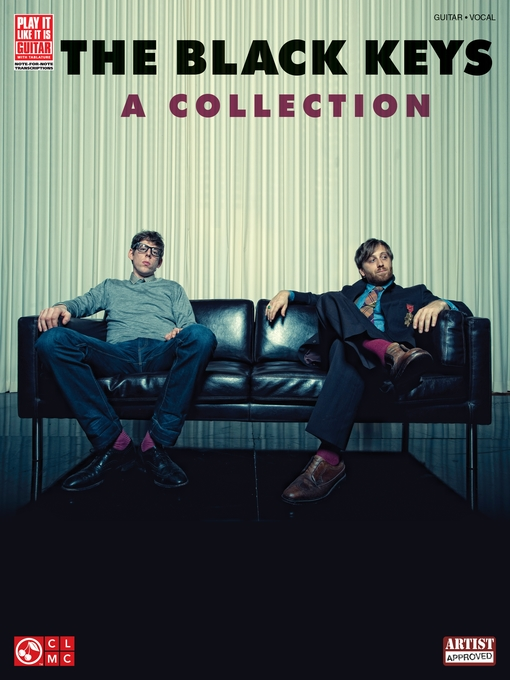 Title details for The Black Keys--A Collection (Songbook) by The Black Keys - Wait list