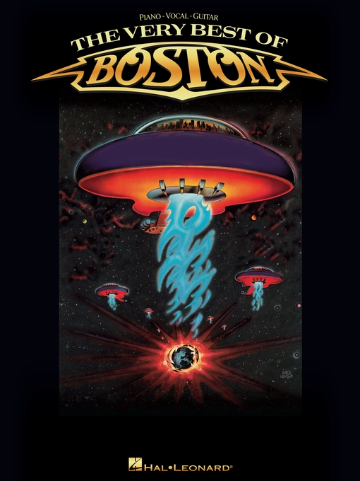 Title details for The Very Best of Boston (Songbook) by Boston - Available