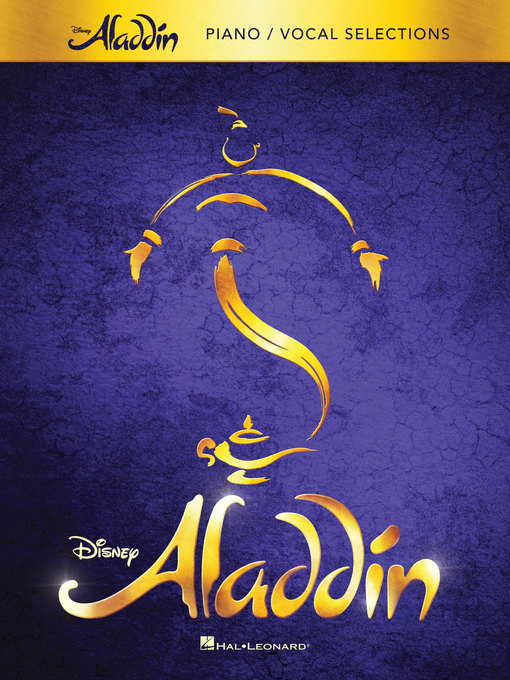 Title details for Aladdin--Broadway Musical Songbook by Alan Menken - Available