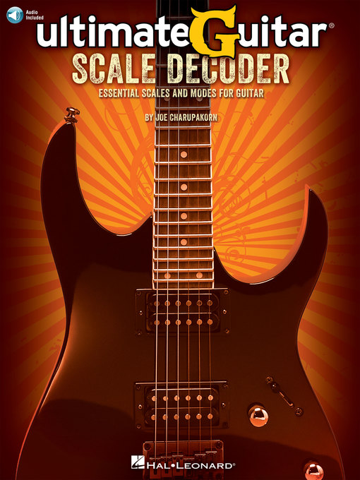 Title details for Ultimate-Guitar Scale Decoder by Joe Charupakorn - Available