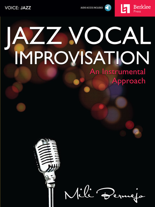 Title details for Jazz Vocal Improvision by Mili Bermejo - Available