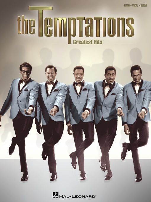 Title details for The Temptations--Greatest Hits (Songbook) by The Temptations - Available