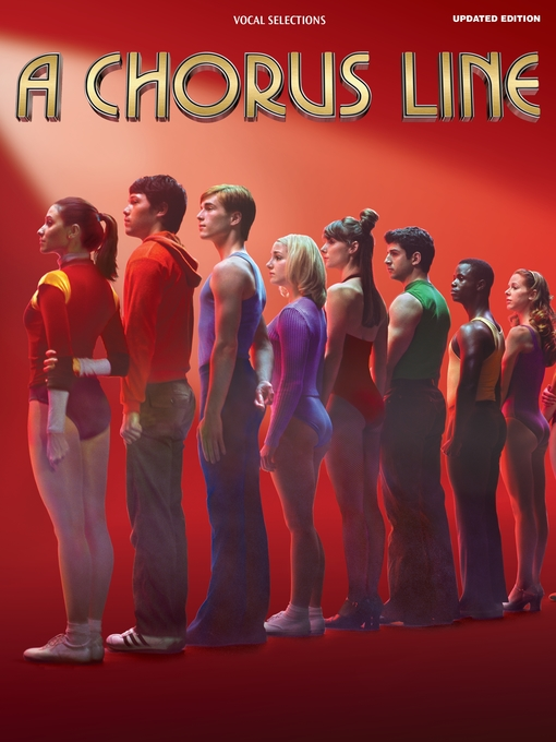 Title details for A Chorus Line--Updated Edition (Songbook) by Edward Kleban - Wait list