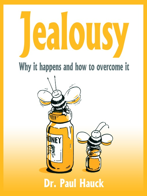 Title details for Jealousy by Dr. Paul Hauck - Available