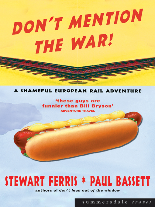 Title details for Don't Mention The War by Stewart Ferris - Available