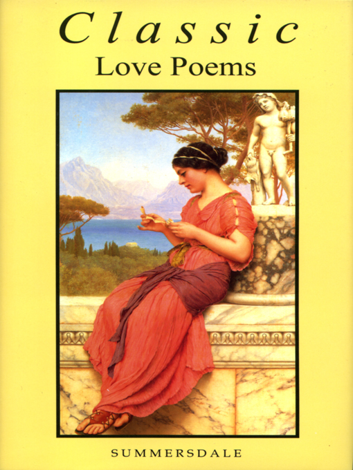 Title details for Classic Love Poems by William Shakespeare - Available