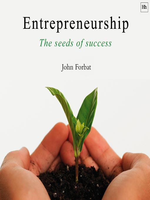 Cover image for Entrepreneurship