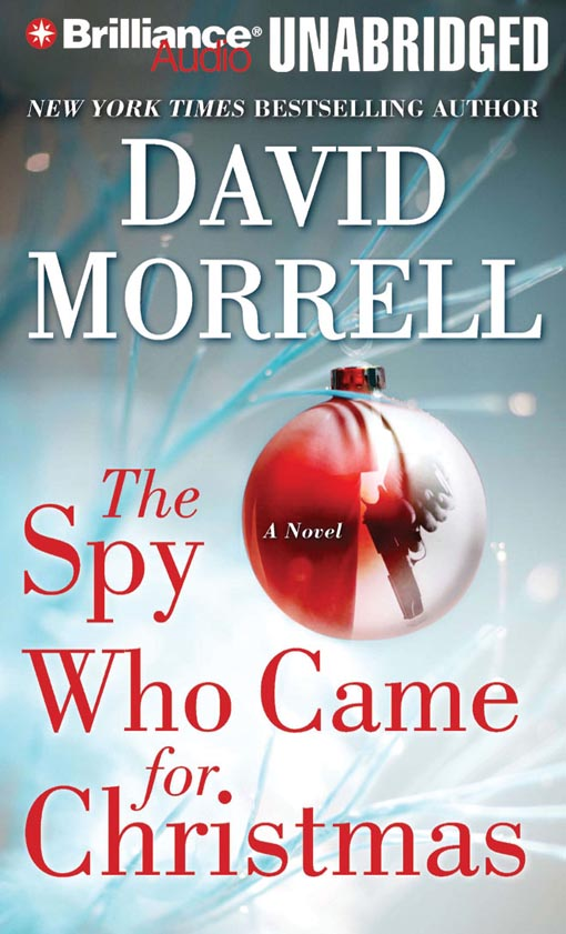 Title details for The Spy Who Came for Christmas by David Morrell - Wait list