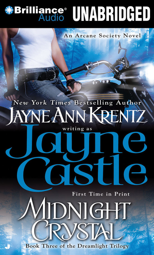 Title details for Midnight Crystal by Jayne Castle - Wait list