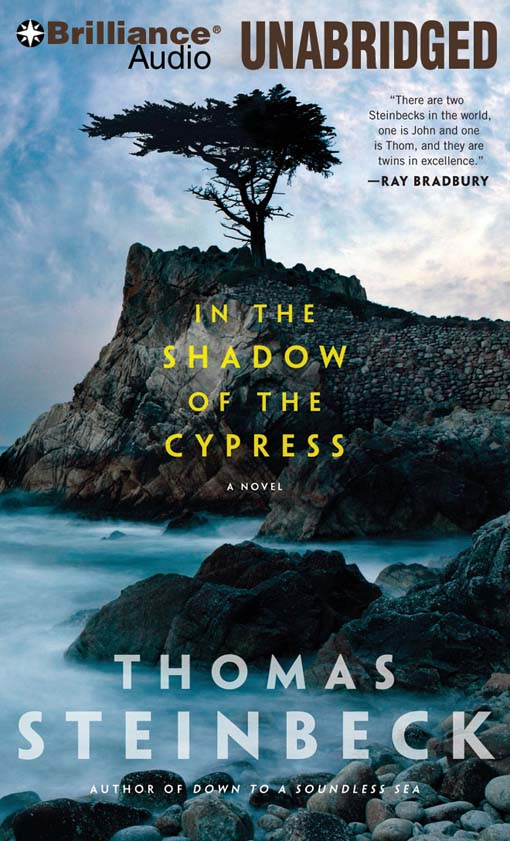 Title details for In the Shadow of the Cypress by Thomas Steinbeck - Wait list