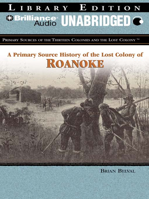 the lost colony of roanoke essay