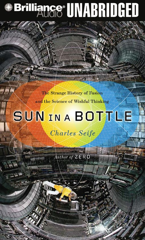 Title details for Sun in a Bottle by Charles Seife - Wait list