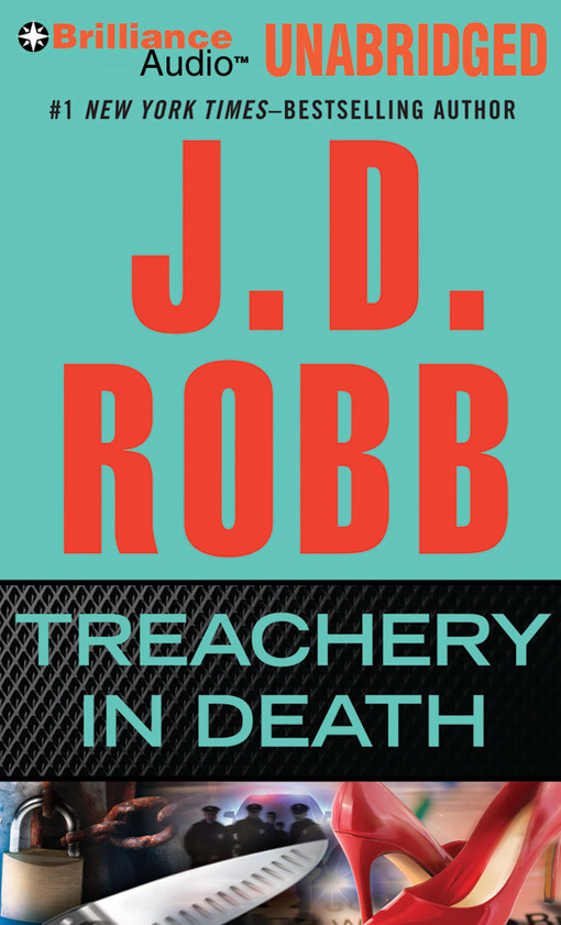 Title details for Treachery In Death by J. D. Robb - Wait list