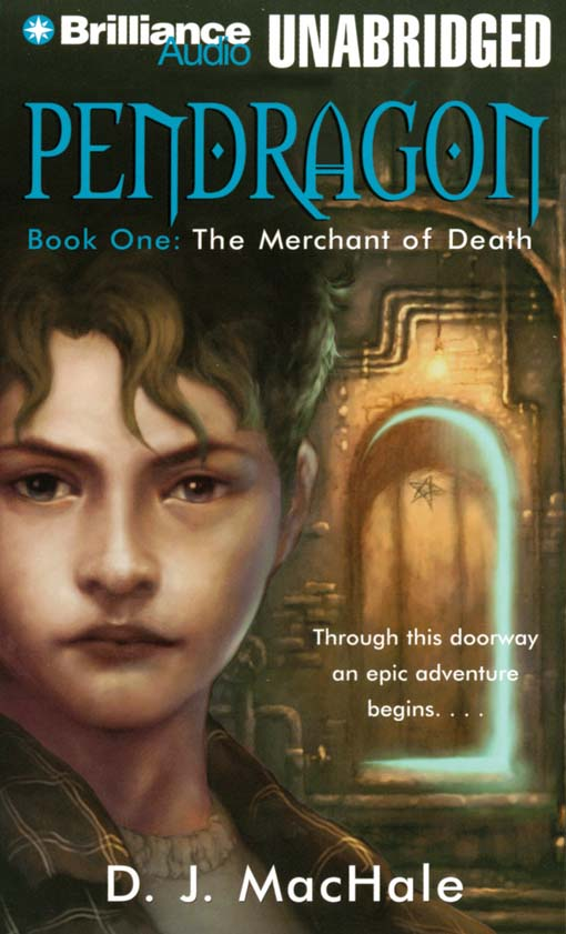 Title details for The Merchant of Death by D. J. MacHale - Wait list