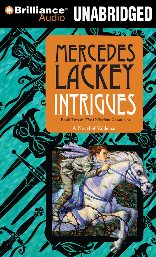 Title details for Intrigues by Mercedes Lackey - Wait list