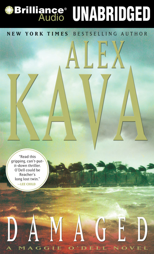 Title details for Damaged by Alex Kava - Wait list