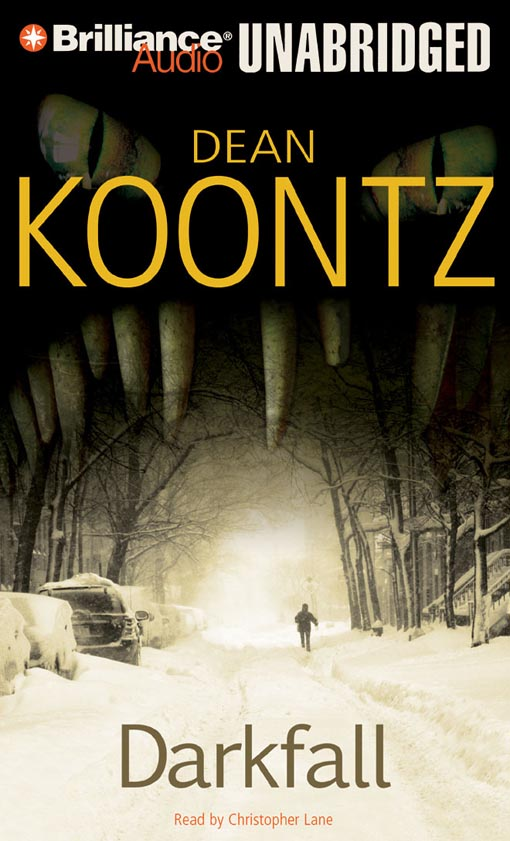 Title details for Darkfall by Dean Koontz - Wait list