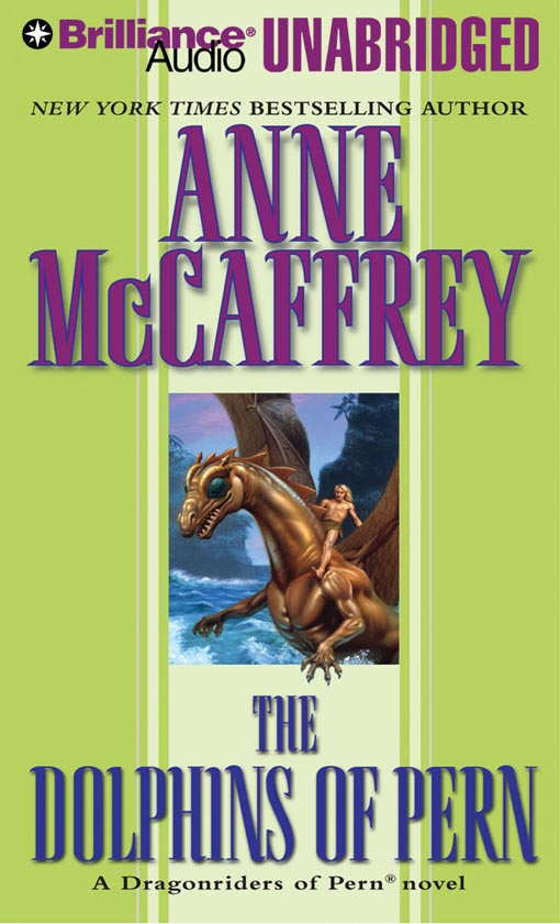 Title details for The Dolphins of Pern by Anne McCaffrey - Wait list
