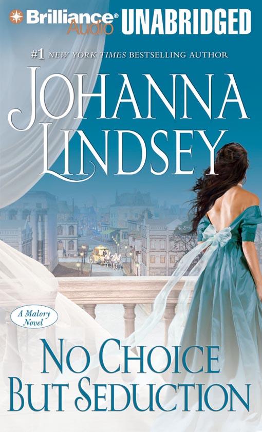 Title details for No Choice But Seduction by Johanna Lindsey - Wait list