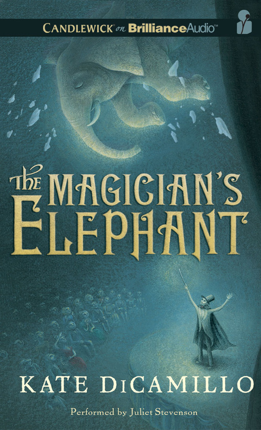 Title details for The Magician's Elephant by Kate DiCamillo - Wait list