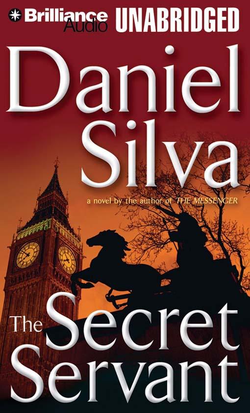 Title details for The Secret Servant by Daniel Silva - Wait list