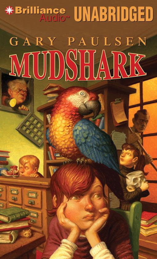 Title details for Mudshark by Gary Paulsen - Wait list