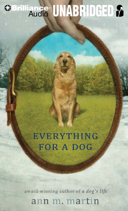 Title details for Everything for a Dog by Ann M. Martin - Wait list