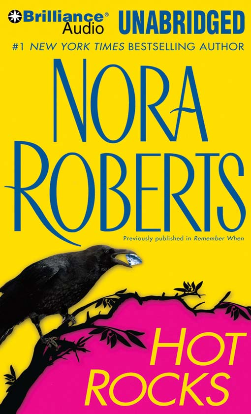 Title details for Hot Rocks by Nora Roberts - Wait list