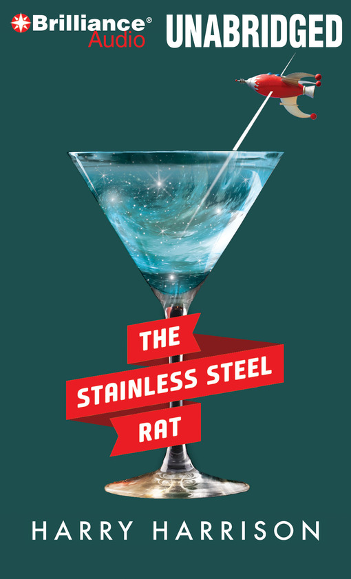 Title details for The Stainless Steel Rat by Harry Harrison - Wait list