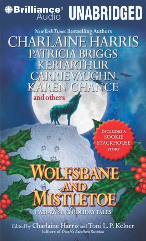 Title details for Wolfsbane and Mistletoe by Charlaine Harris - Wait list